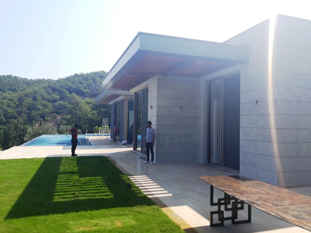 Bodrum Villa Projesi