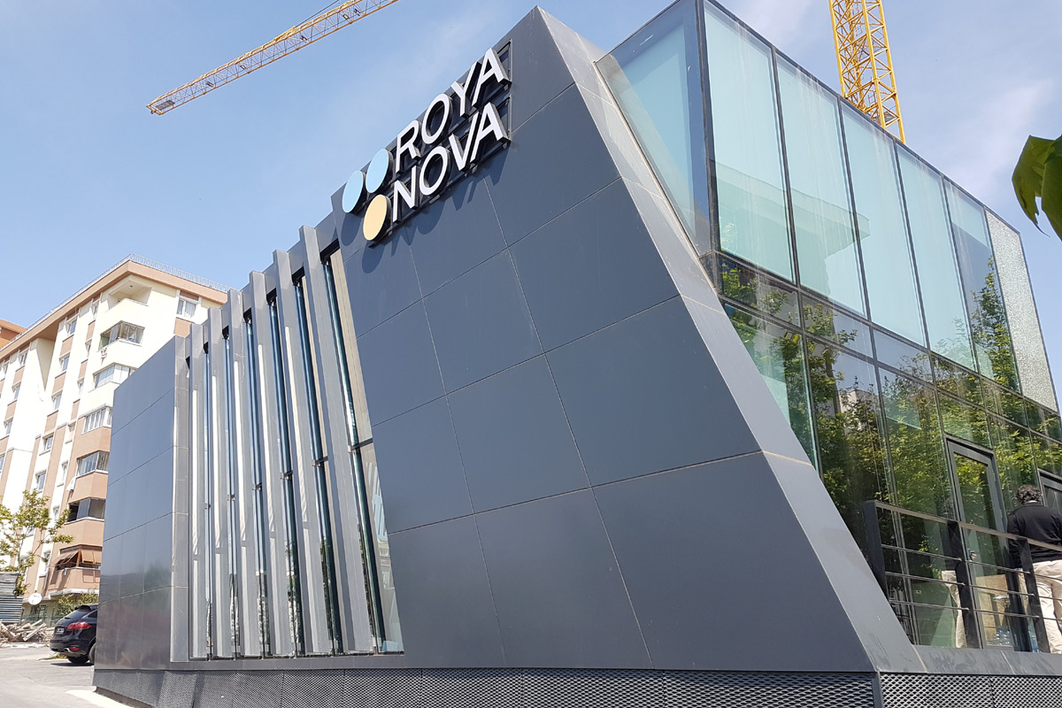 Roya Nova Satýþ Ofisi / Ýstanbul