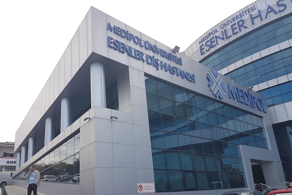 Medipol Üniversitesi Esenler Diþ Hastanesi