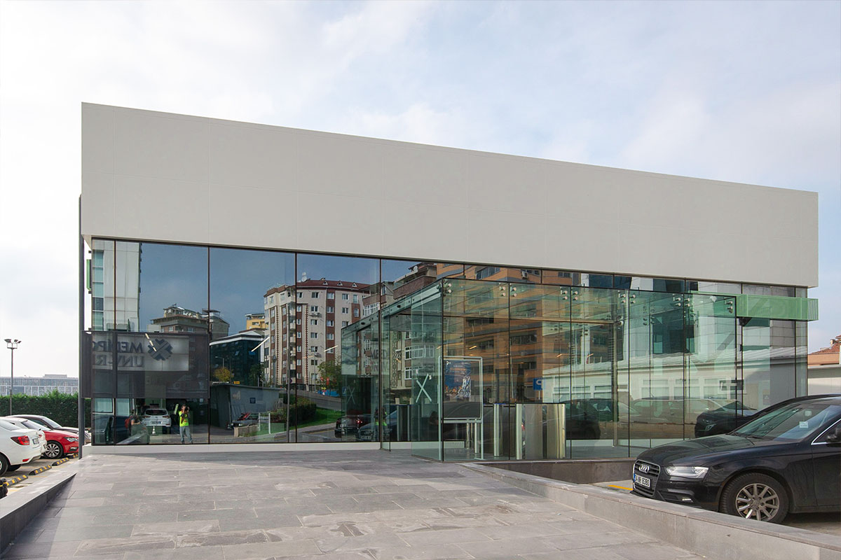 Medipol Üniversitesi TTO Binasý / Ýstanbul