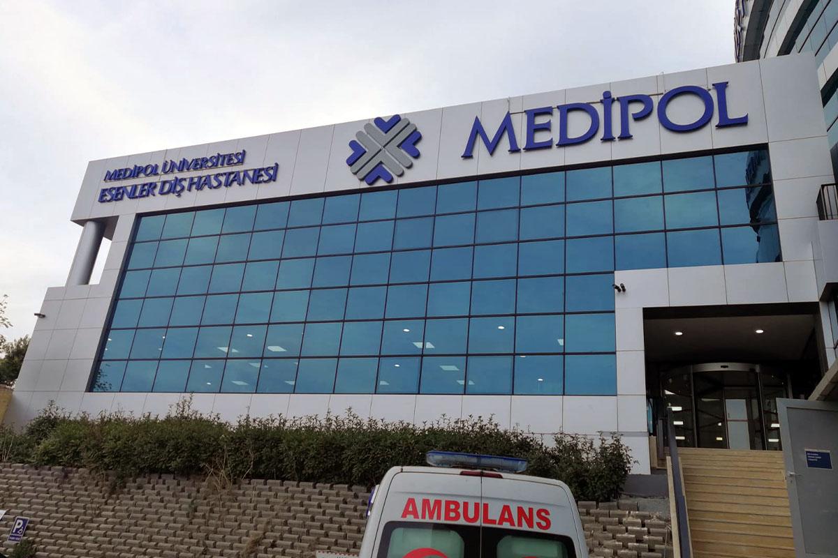 Medipol Esenler Hastane / Ýstanbul